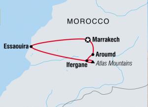 Morocco family trip